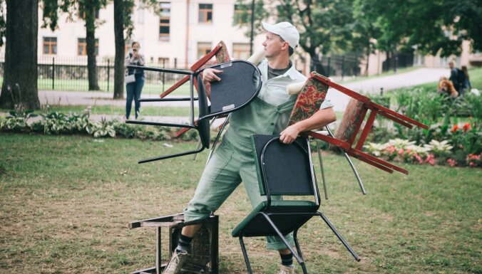 Patiess prieks un piedzīvojums. Atskats uz Valmieras vasaras teātra festivālu