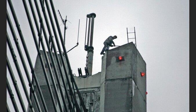 Против покорителя моста начат уголовный процесс