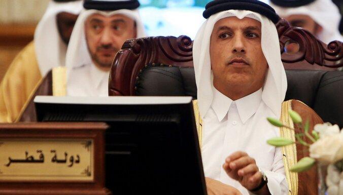 Katarā saistībā ar apsūdzībām par varas ļaunprātīgu izmantošanu arestēts finanšu ministrs