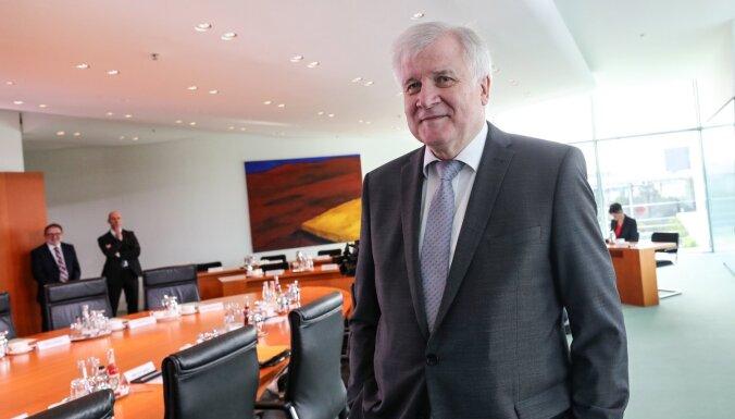 Vācijas iekšlietu ministrs nevēlas OS rīkošanu tieši 100 gadus pēc nacistiskā režīma Olimpiādes