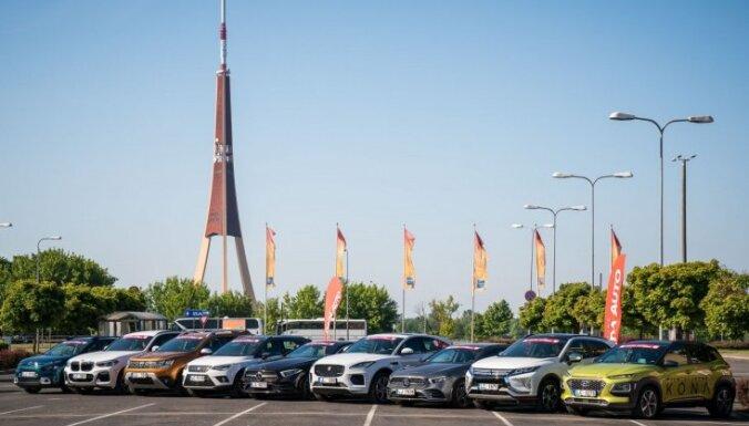 'Latvijas Gada auto' sniegs iespēju ikvienam izmēģināt jaunākos auto