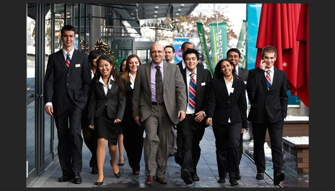 B.H.M.S. Biznesa un viesmīlības vadības skola – veiksmīga karjera viesnīcu un restorānu biznesa jomā