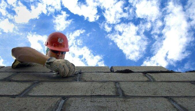 Būvniecības izmaksu līmenis martā palielinājies par 1,6%