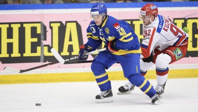 Шведский Карлссон не выдержал напора хозяев в Санкт-Петербурге