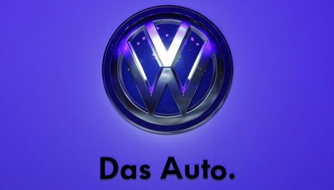 В Китае отзывают более 1,8 млн автомобилей Volkswagen