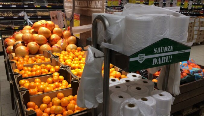 Ограничения на пластиковые пакеты в магазинах — имитация прогресса