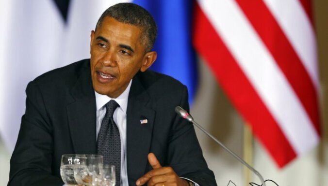Republikāņi pieprasa Obamam stingru rīcību pret Krieviju