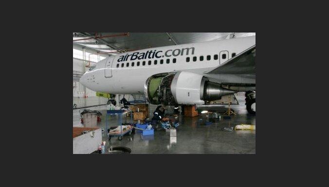 'airBaltic' atklās trīs jaunus maršrutus uz Ženēvu, Turku un Kauņu