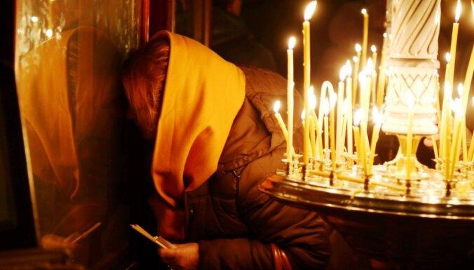 Свежая статистика по верующим показала, что в лоне одной из церквей 3/4 жителей Латвии