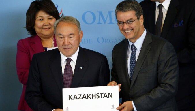 Казахстан вступил во Всемирную торговую организацию