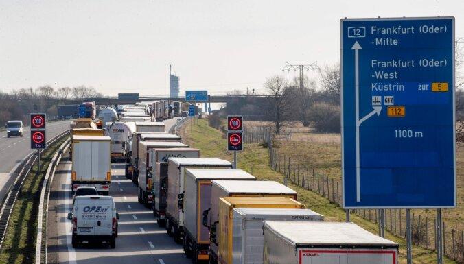 Страны ЕС намерены крайне осторожно ослаблять погранконтроль