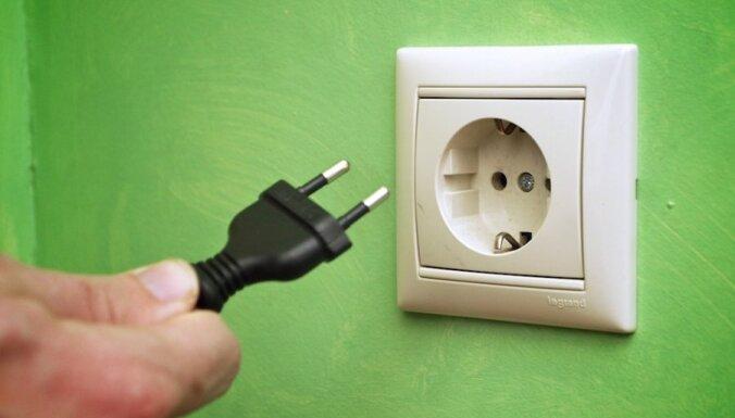 Purvciemā 2800 'Sadales tīkls' klientiem atjaunota elektroapgāde
