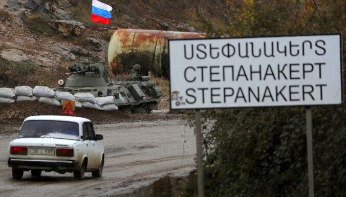 """""""Мы до сих пор враги"""". Армяне Карабаха привыкают к жизни рядом с фронтом"""