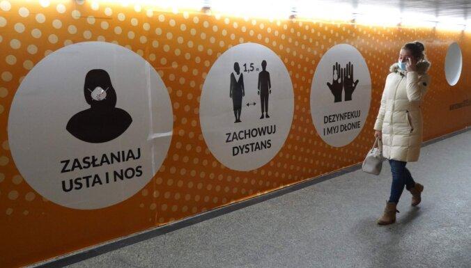 Polijā darbu atsāks viesnīcas, kinoteātri un teātri