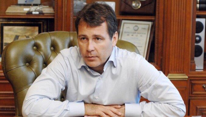 DLRR savulaik prasījusi Magoņa palīdzību līguma slēgšanā ar 'Krievijas dzelzceļu'