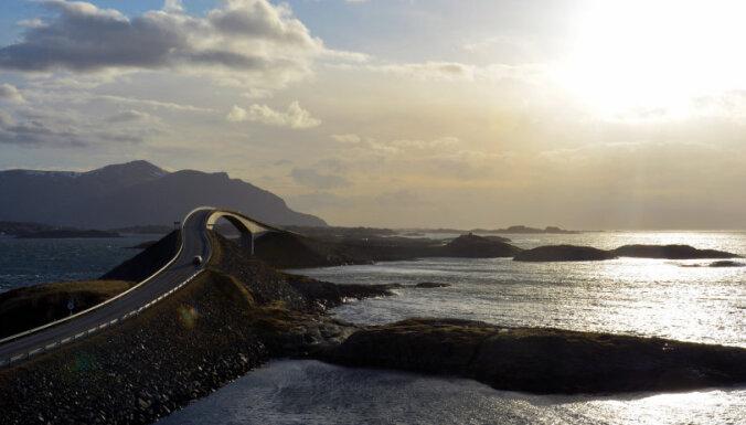 Storseisundeta - tilts uz nekurieni