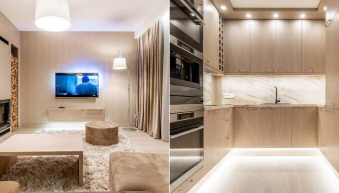 ФОТО. Как выглядит квартира за 300 000 евро в Вильнюсе