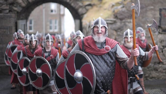 Обнаружены следы древнейших предков викингов