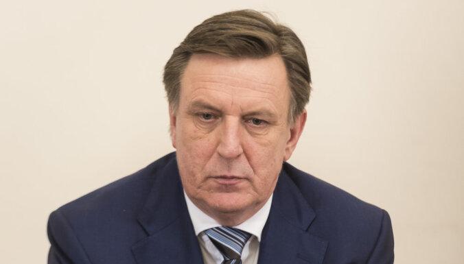 Кучинскис прокомментировал грядущую забастовку семейных врачей
