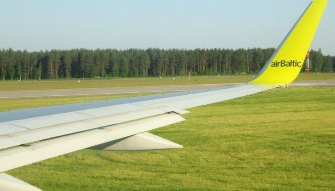 'airBaltic', pārņemot 'Air Lituanica' reisus, stiprina pozīcijas reģionā, uzsver eksperts