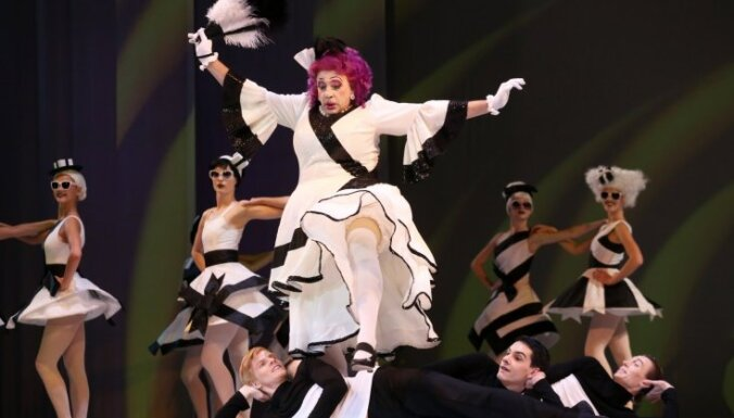 Apbalvoti 'Latvijas Gāzes Gada balvas operai 2014' laureāti