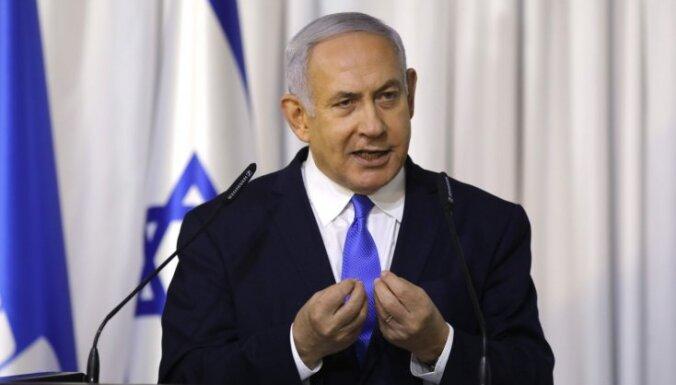 Нетаньяху просит парламентский иммунитет. Его обвиняют в коррупции