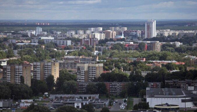 В микрорайонах Риги построят 16 бесплатных автостоянок