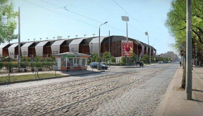ЛФФ выплатит компании Arčers более 360 тысяч евро за нереализованный проект на ул. Кр. Барона