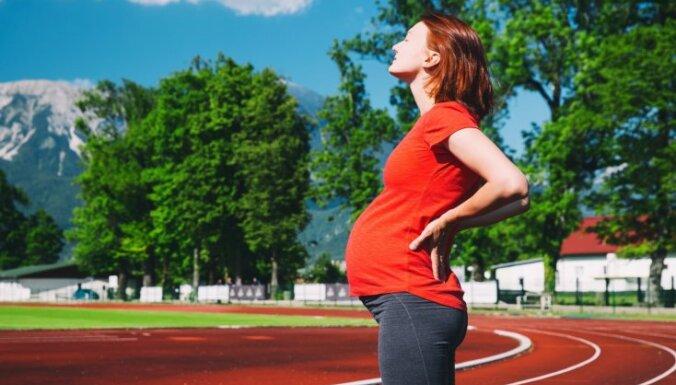 """Спорт во время беременности: """"нет"""" велосипеду и роликовым конькам"""