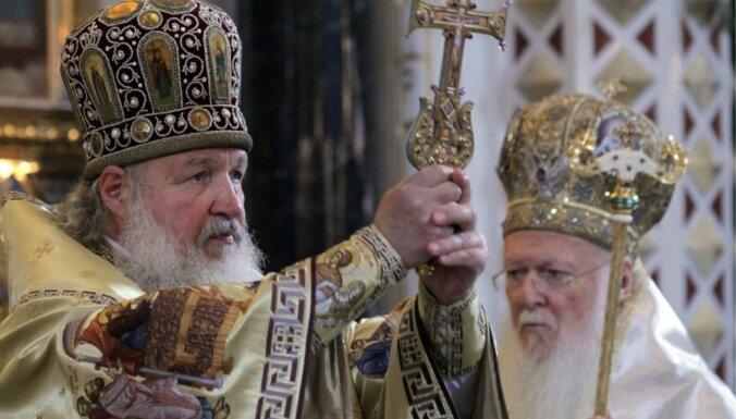 Патриарху Кириллу стало плохо на богослужении