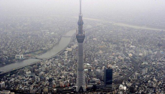 Сильное землетрясение в зоне Токио: есть угроза цунами