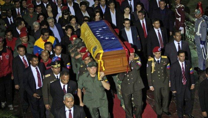 Čavesa apsardzes priekšnieks atklāj prezidenta pēdējos vārdus