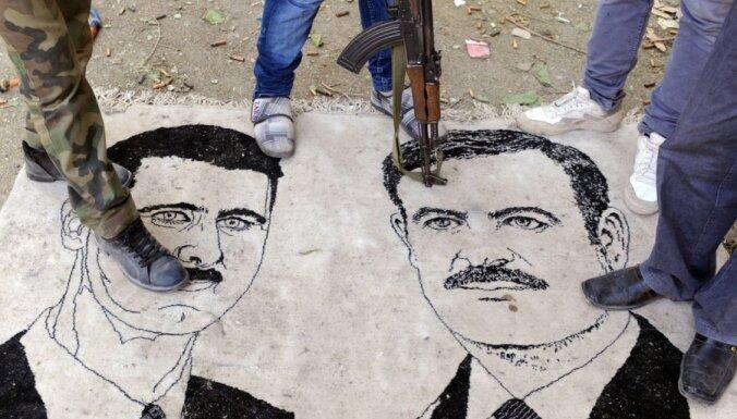 Американских морпехов перебросили к границе Сирии