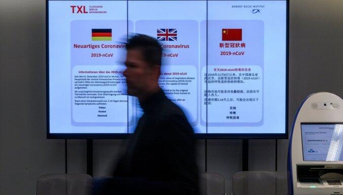 Vislielākā ietekme uz rūpniecību šogad būs vīrusa epidēmijai Ķīnā, vērtē ekonomisti