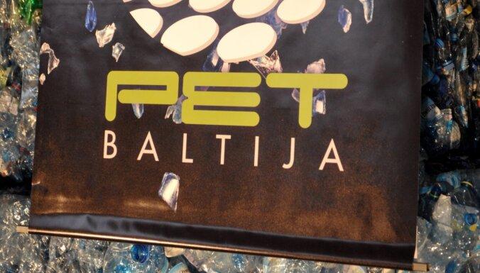 Būtiski palielināts 'PET Baltija' pamatkapitāls