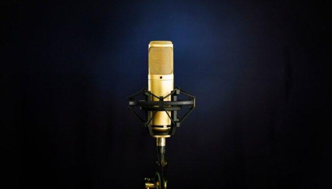 Otrdienas vakarā pasniegs 'Zelta mikrofona' balvas