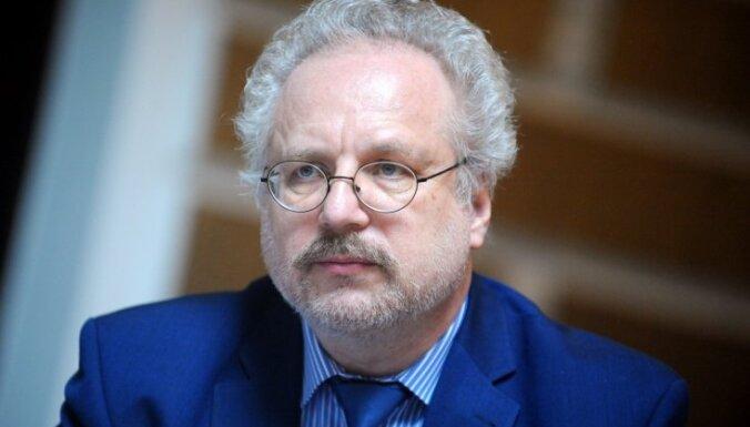 Левитс рассказал, какой должна быть политика в Латвии