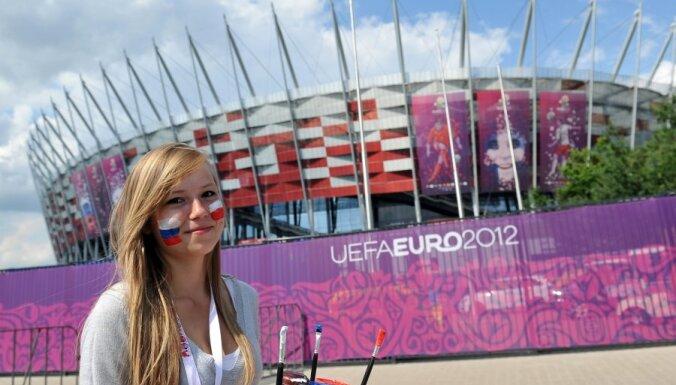 Занимательные цифры и факты ЕВРО-2012