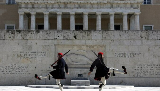 """В Греции платят пенсии """"мертвым душам"""""""