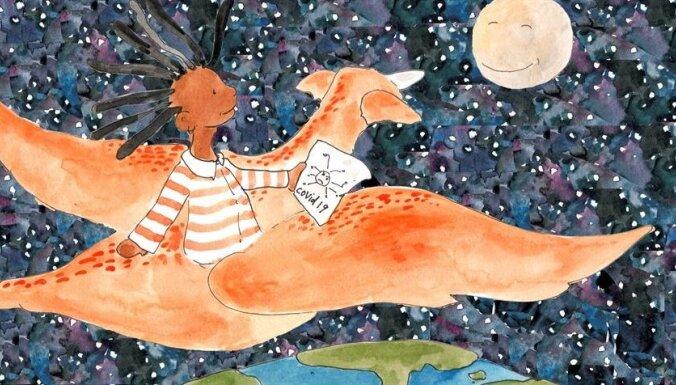 Новая реальность — новые сказки: ВОЗ выпустила книжку о коронавирусе для детей