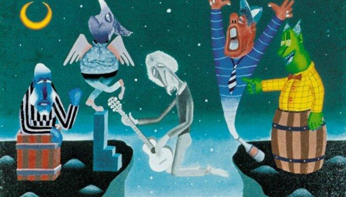 Festivāla 'Bildes' 30. jubilejā laists klajā apjomīgs 'Bilžu' mākslas albums