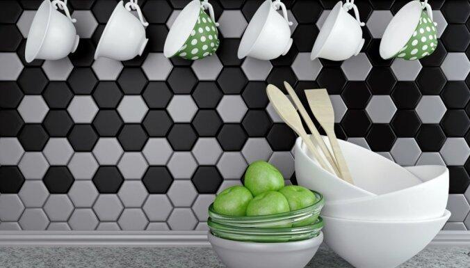 Нескучная плитка: 10 способов обновить надоевший интерьер