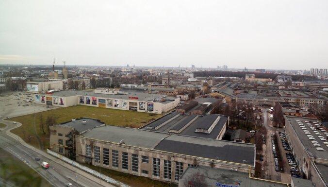 Литовский девелопер вложит 350 млн евро в строительство жилья и офисов в Риге
