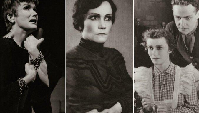 Skatuves karaliene – leģendārajai aktrisei Lidijai Freimanei 100