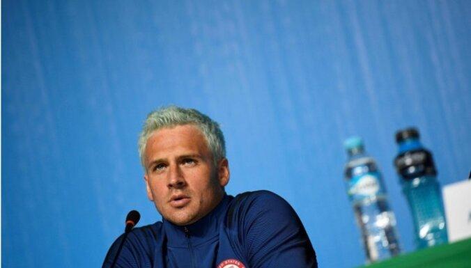 Бразилия предъявила американскому пловцу обвинение в оговоре