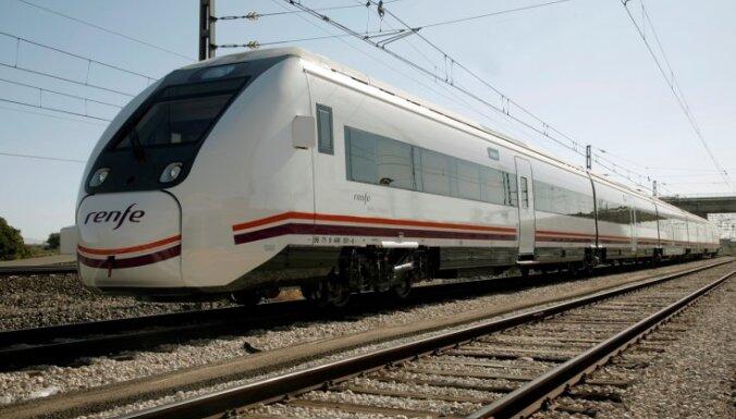 У Латвии появились шансы получить новые пассажирские поезда у испанцев (фото)