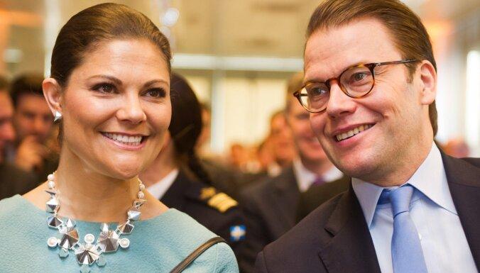 Zviedrijas kroņprincese Viktorija inficējusies ar Covid-19