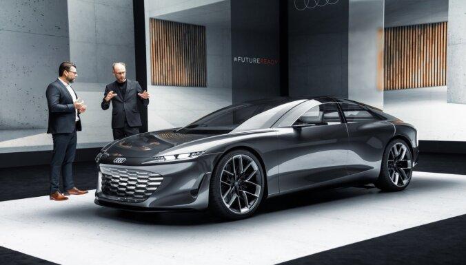 'Audi' radījis vīziju par lidojumu pirmajā klasē uz četriem riteņiem