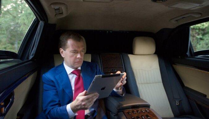 Медведев описал новую модель для развития России