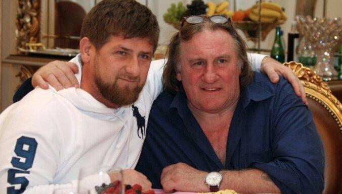 Жерар Депардье хочет снять фильм о Чечне